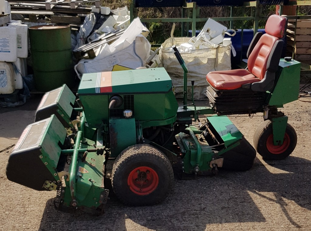 Ransomes motor 180D (2)