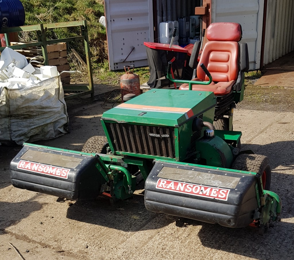 Ransomes motor 180D (3)